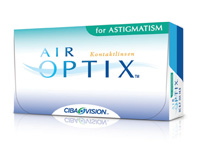 AIR OPTIXTM for ASTIGMATISM